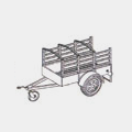 Trailers, carts