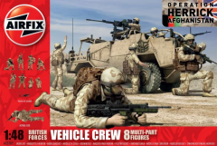 Airfix A03702: 1/48 British Forces Vehicle Crew