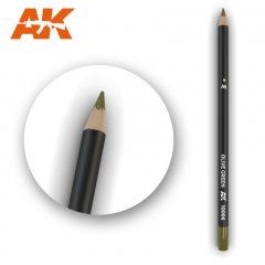 AK 10006: Weathering Pencil - Olive Green