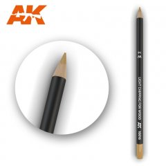 AK 10016: Weathering Pencil - Light Chipping for wood