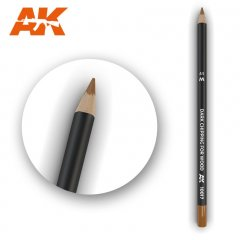 AK 10017: Weathering Pencil - Dark Chipping for wood