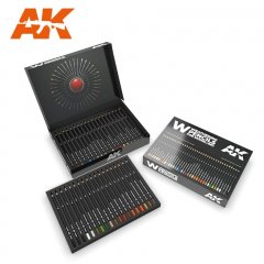 AK 10047: Weathering Pencil Deluxe Set