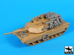 BlackDog T48069: 1/48 M1A2 Abrams accessories set