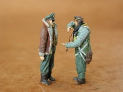 CMK F48023: 1/48 US Fighter Pilots WWII