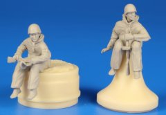 CMK F48293: 1/48 Soviet Tank Desant Troops, part 1 (2)