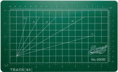 Excel 60000: Cutting Mat - Green - 5.5x9