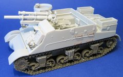 GasoLine GAS48040K: 1/48 US M7 Priest 105mm SPG