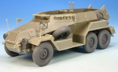 GasoLine GAS48050K: 1/48 Sd.Kfz.247 Ausf.A Heavy Armoured Vehicle