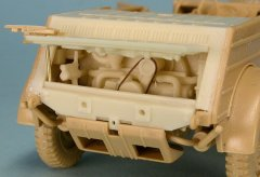 GasoLine GAS48059K: 1/48 Motor for Kubelwagen with Cold Weather Starter for Panther