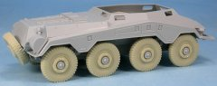GasoLine GAS48092K: 1/48 Sd.Kfz.234 Wheels