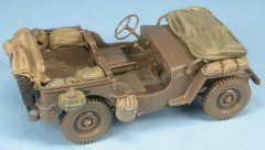 GasoLine GAS48130K: 1/48 Willys Jeep Stowage & Accessories