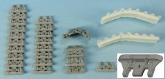 GasoLine GAS48135K: 1/48 Churchill Type T-144 Tracks