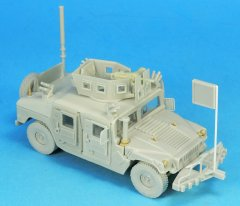 GasoLine GAS48138K: 1/48 M1114 Up-armoured HMMWV Humvee