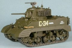 "GasoLine GAS50135K: 1/48 US M5A1 ""Stuart"" Light Tank"