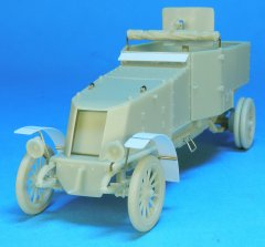 GasoLine GAS50271K: 1/48 Renault ED 1914 Armoured Car