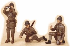 GasoLine GAS50307: 1/48 French gunners 1940 (3)