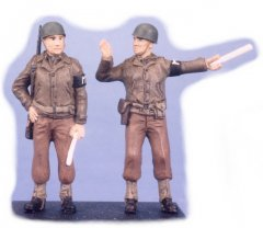 GasoLine GAS50310: 1/48 US Military Police (2)