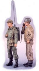 GasoLine GAS50315: 1/48 US officer and radio (2)
