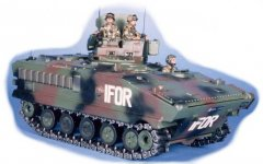 GasoLine GAS50320: 1/48 French modern MBT crew (3)