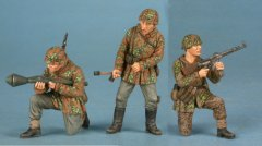 GasoLine GAS50345: 1/48 German tanks hunters (3)