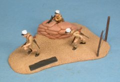 GasoLine GAS50358: 1/48 French legion - Bir-hakeim 1942