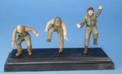 GasoLine GAS50392: 1/48 US tank crew