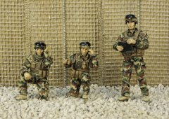 GasoLine GAS50407: 1/48 French soldiers 2010 / 2017 (3)