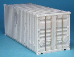 GasoLine GAS50573K: 1/48 Shipping Container 20' 1C