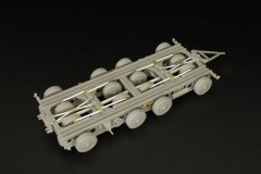 Hauler HLS48017: 1/48 Culemeyer 40 ton German Trailer