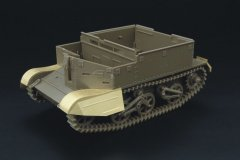 Hauler HLX48044: 1/48 British Universal Carrier FENDERS