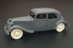 Hauler HLX48099: 1/48 CITROEN 11CV wheels