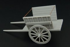 Hauler HLX48218: 1/48 Farmer's Cart