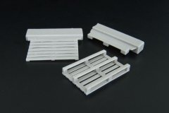 Hauler HLX48369: 1/48 Disposable pallet (2pcs)
