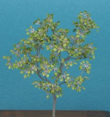 Kamizukuri A-8-48: 1/48 Lime Tree leaves