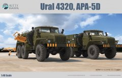 Kitty Hawk 80159: 1/48 Ural 4320 / APA-5D