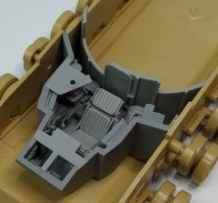 MP Originals 48001: 1/48 M1A2 Abrams driver set