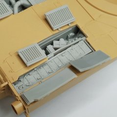 MP Originals 48003: 1/48 M1A2 Abrams battery and starter