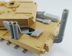 MP Originals 48013: 1/48 M1A2 Abrams snorkel set