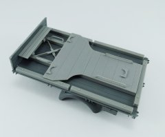 MP Originals 48015: 1/48 Opel Blitz platform for FlaK38