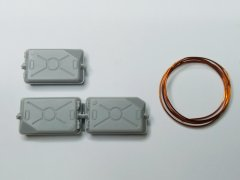 MP Originals 48017: 1/48 T-55 Fuel Tanks w Pipes