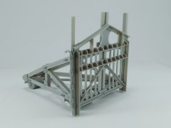 MP Originals 48019: 1/48 Belgian Gate Beach Obstacle