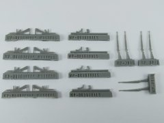 MP Originals A48038: 1/48 US WWII Weaponry (big set)