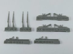 MP Originals A48039: 1/48 US WWII Weaponry (small set)
