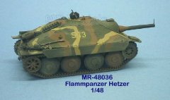 MR Modellbau MR-48036: 1/48 Flammpanzer Hetzer