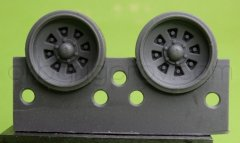OKB S48055: 1/48 Wheels for T-72, early