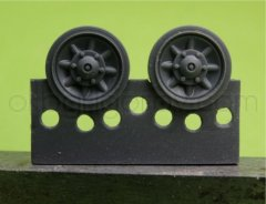 OKB S48060: 1/48 Wheels for Pz.IV Ausf.J late
