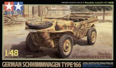 Tamiya 32506: 1/48 Schwimmwagen Type 166 Amphibious Vehicle