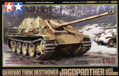 Tamiya 32522: 1/48 Jagdpanther Late Version
