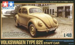 Tamiya 32531: 1/48 Volkswagen Type 82E Staff Car