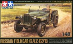 Tamiya 32542: 1/48 Russian GAZ67B Field Car